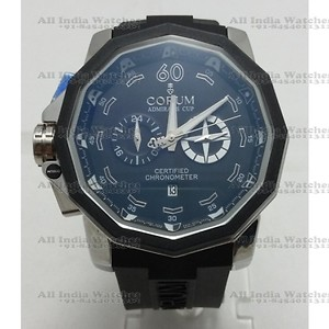 Corum Admirals Cup 50 Left Hand Sided Chronograph