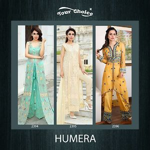 YOUR CHOICE - HUMERA - 48 WHOLESALE SALWAR KAMEEZ SUPPLIER