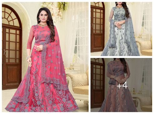 net-embroidered-lehenga-cholis
