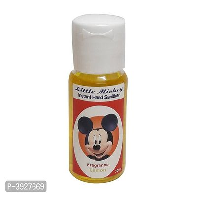 Little Mickey 30ml Instant Hand pocket Sanitizer For Kids