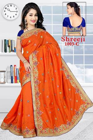 Wedding Collection Party Wear Designer Sarees Online Shopping ...