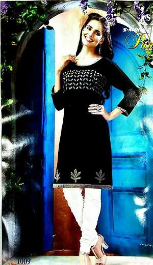 cotton dress with cut work