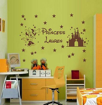 Miny House Wall Sticker