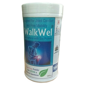 Walk Wel Glucosamine with Soy Protein (Chocolate Flavour)
