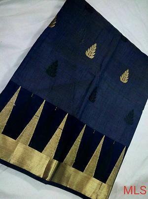 tussar  silk sarees, Running blouse Ready to dispatch.