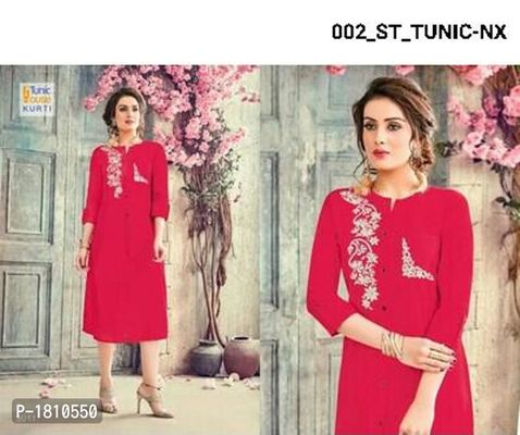 Tunic House Long Kurti