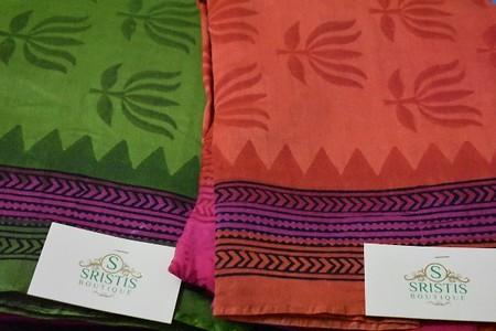 Chanderi silk salwar material( Sale Price Rs.1300)