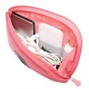 Gadget Pouch (Pink) - Small