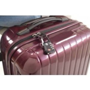 Travel Sentry Security Luggage & Backpack