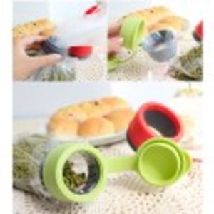 Bag Cap Food Storage Sealing Cover (Pack of 2)