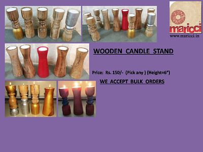 # Candle Holder