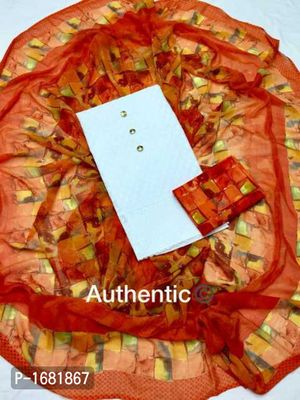 Authentic Brand Dress Material