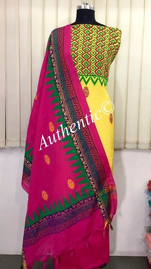 dress material for sale..resellers ping me 9845953231