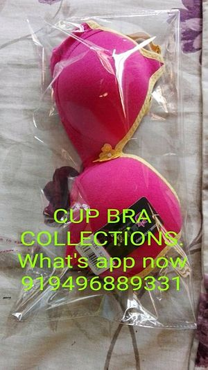Imported BRA collection