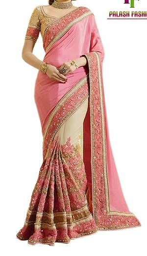 Fancy designer Saree for Party