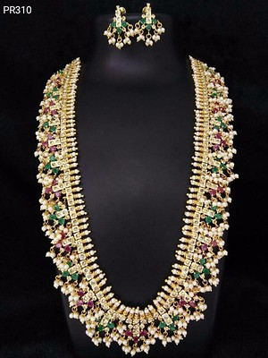 Pearl and Adstone Jewellery sets