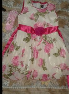 Party wear frock for girls