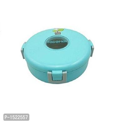 Stainless Steel Lunch Box, Sky Blue