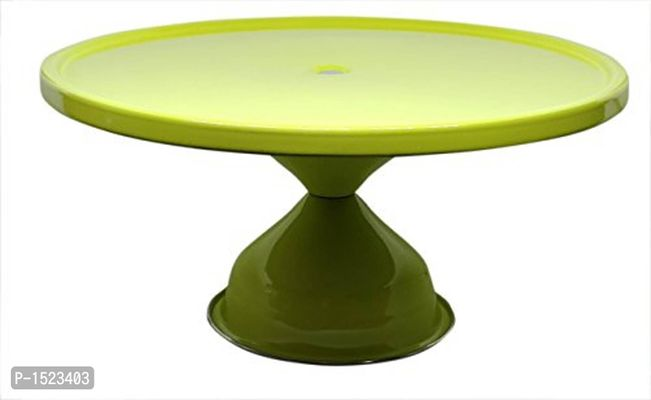 Stainless Steel Cake Stand, Yellow