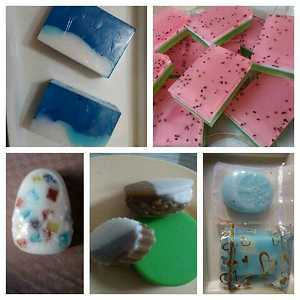 flavoured Soaps - any 5