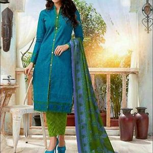 Cotton Salwar material - 10% Offer today and shipping free on 28.06.17