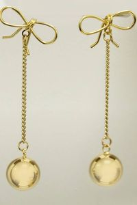 Exquisite Bowknot drop Earring