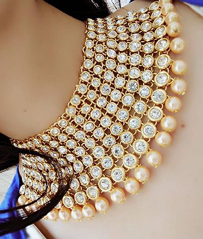 Charming Alloy Necklace