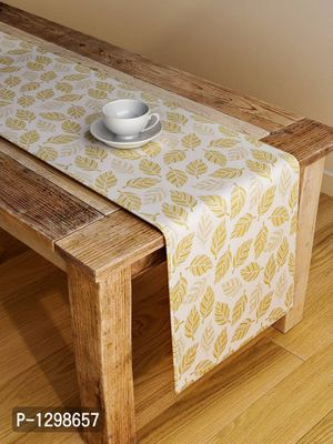 Handcrafted Amber Gift Table Runner