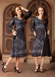 BK537781016Incredible A-line Kurti Style with Thread Work