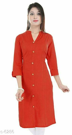 Designer Cotton Kurti for all season at affordable cost