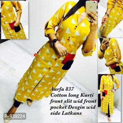 cotton reyon Kurtis manufacturing