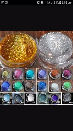 Sparkling eye shadow glitters (buy one get one)
