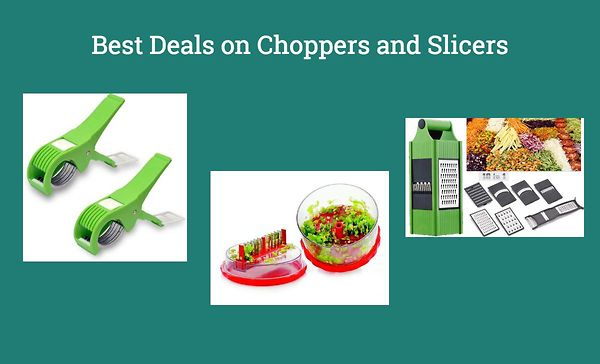 best-deals-on-choppers-and-slicers