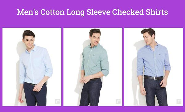 men-s-cotton-long-sleeve-checked-shirts