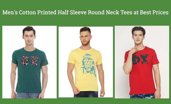 men-s-cotton-printed-half-sleeve-round-neck-tees-at-best-prices
