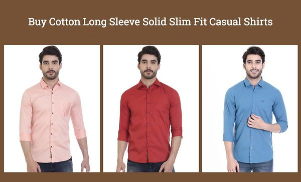 buy-cotton-long-sleeve-solid-slim-fit-casual-shirts