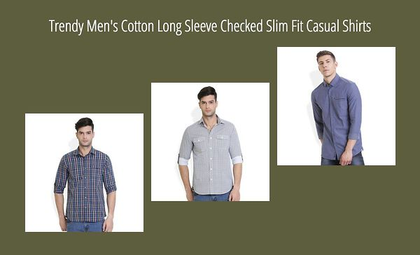 trendy-men-s-cotton-long-sleeve-checked-slim-fit-casual-shirts