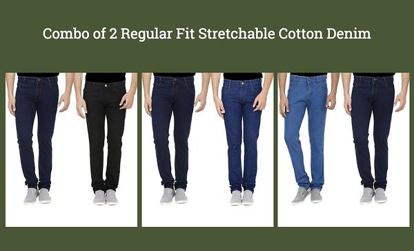 combo-of-2-regular-fit-stretchable-cotton-denim