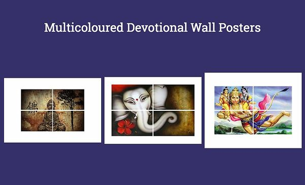 multicoloured-devotional-wall-posters