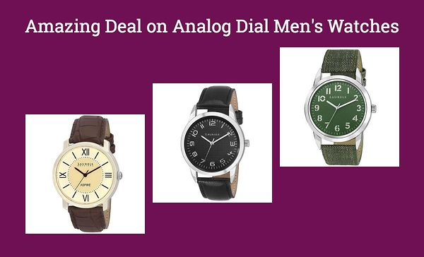 amazing-deal-on-analog-dial-men-s-watches
