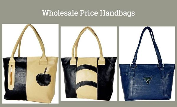 Wholesale Price Handbags