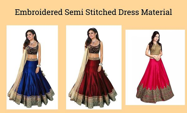 embroidered-semi-stitched-dress-material