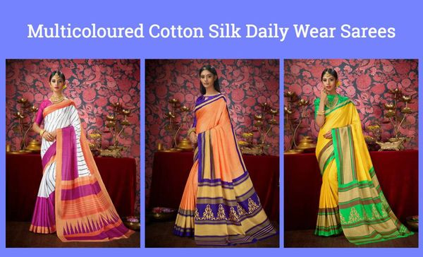 multicoloured-cotton-silk-daily-wear-sarees