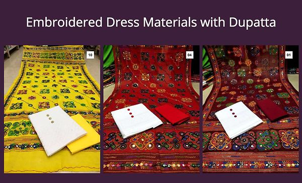 embroidered-dress-materials-with-dupatta