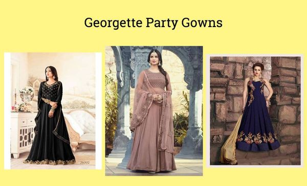 georgette-party-gowns