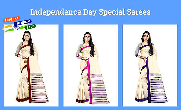 independence-day-special-sarees