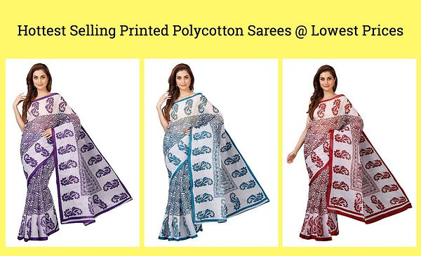 hottest-selling-printed-polycotton-sarees-lowest-prices