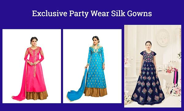 exclusive-party-wear-silk-gowns