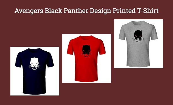 avengers-black-panther-design-printed-t-shirt