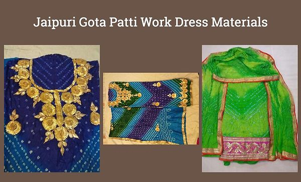 jaipuri-gota-patti-work-dress-materials